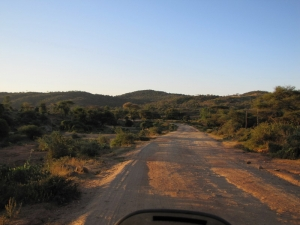 early start from Moyale